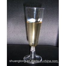 5oz Champán Vidrio Partido Essentials Plástico duro Partido Copas Vasos Champagne Vidrio