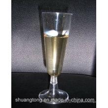5oz Champagne vidro partido Essentials duro plástico copos festa copos Champagne vidro