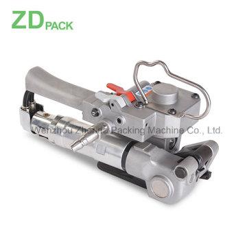 Beste Qualität Pneumatische Umreifungsmaschine Aqd-19 für PP / Pet Strap Hand Verpackung Werkzeug Automatische Maschine