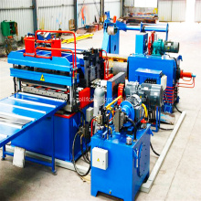 3×650 mm steel coil slitting machine