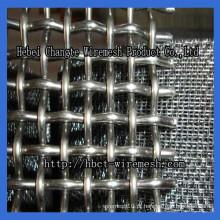 Aço Inoxidável Prensado Wire Mesh & Pano