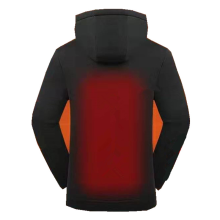 Amazon Electric Battery Powered Heated Sweater Mens