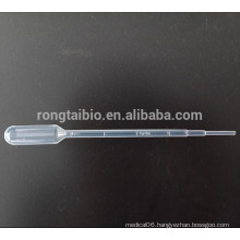 rongtaibio 1ml plastic pipette