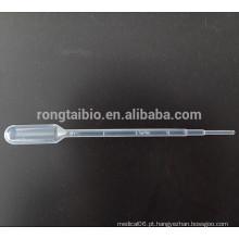 Pipeta de plástico de 1 ml de rongtaibio