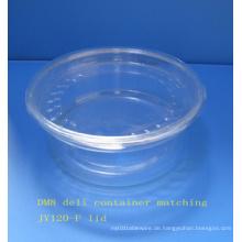 8oz Plastic Deli Container (CL-D8)