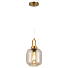 Hot Sell Vintage shade lamp Glass Pendant light