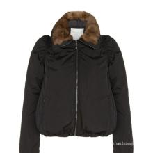 alibaba express design neuf Soutien personnalité manteau hiver femmes épais