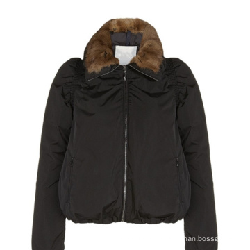 alibaba express brand new design Support customization winter jacket