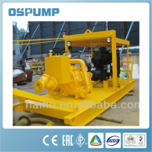 XZ self priming abrasion resistance centrifugal slurry pump