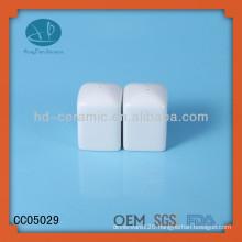 white ceramic salt and pepper shakers wholesale,ceramic salt &pepper