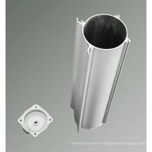 Tube en aluminium de générateur d'oxygène