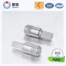 China Hersteller Edelstahl Schraube für einstellbare Höhe