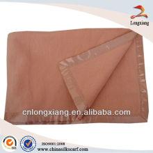 Cobertores naturais de 100% de seda de mulberry de alta qualidade