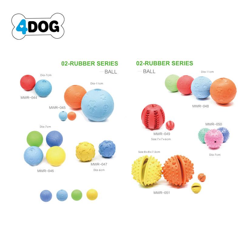 rubber-dog-ball