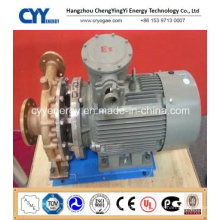 Cyyp18 High Quality and Low Price Horizontal Cryogenic Liquid Transfer Oxygen Nitrogen Coolant Oil Centrifugal Pump