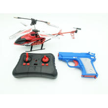 3.5CH RC Helicopter & Shooting