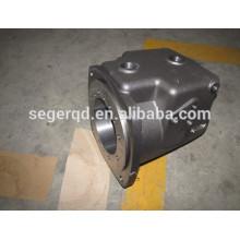 coulée de métal ductile fer fcd550