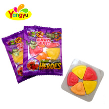 High Quality Pizza Gummy Candy