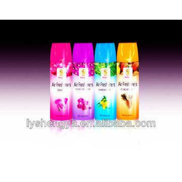 Aérosol Spray peut recharger le meilleur désodorisant de pièce
