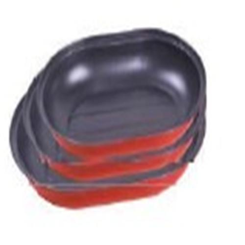 Carbon steel oval Roast Pan