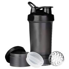 Fitness Sports Wholesale Shaker Drinking Bottles Plastic Water Bottle