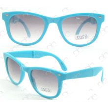 Gafas de sol plegables venta caliente, gafas de sol de la promoción (5505B)