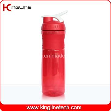 1000ml Neue Bienfder-Flasche mit Edelstahl-Mischer-Kugel (KL-7062)