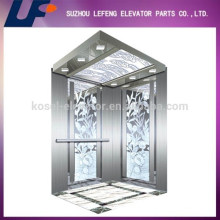 Competitive Price Etching Elevator Cabin China Supplier