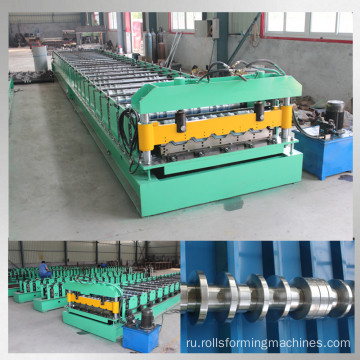 ZT1000 metal roof wall roll forming machine