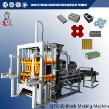Máquina de fabricação de blocos de concreto auto completo com molde de aço especial da fábrica