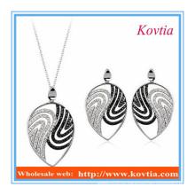 Material da jóia da liga principal e colares Tipo da jóia Jóia da China fabricante