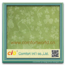 Moda novo design muito elegante poliéster rugas tecido de algodão livre