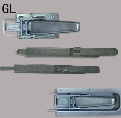 Steel Lock US General Tool box lock