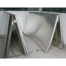 Feuille de tôle industrielle 3003 feuille 3003 h14 en aluminium 1050 1060 tôle de zinc en aluminium de 0,7 mm d'épaisseur