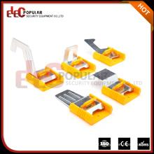 Elecpopular Preço barato ISO CE Padrão RoHS Amarelo Segurança Industrial Bloqueio elétrico