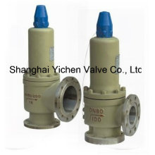 Válvula de alívio de pressão totalmente aberta (A42Y)