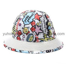 Casquillo del cubo del cabrito de la manera / sombrero, sombrero flojo