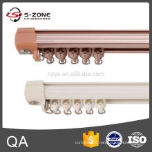 straight electrophoresis aluminum American curtain rail
