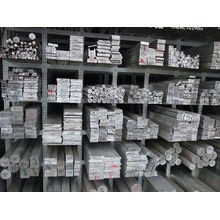 Tige en aluminium anodisé