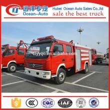 Dongfeng 4000L Wassertank Löschfahrzeug Spezifikationen