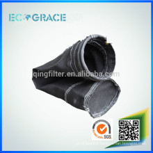 Dust collector Fiberglass baghouse filter sleeve with ePTFE