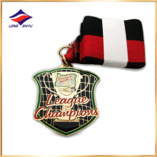 Professional medal factory , custom soccer shield medal