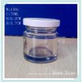 2.5oz Mimi Glass Honey Jars