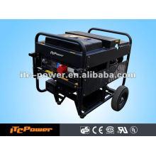 10 кВА V-образный двухцилиндровый двигатель DG12000LE Дизельные генераторы ITC-Power