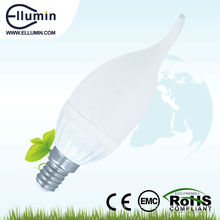 3вт Е14 керамический Крышка LED крытый свет свечки Сид E14