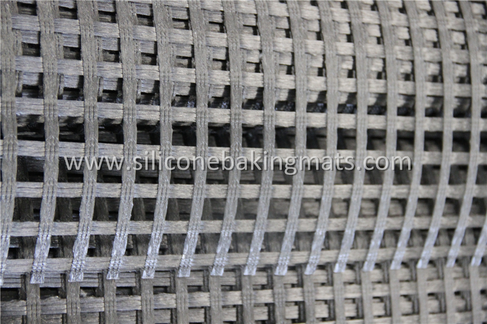 Polyester Geogrid Pvc Coated