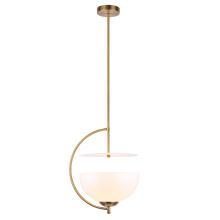 Creative glass hanging light modern pendant lamps