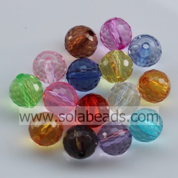 Christmas Ornament 6mm Acrylic Bubble Ball Tiny beads