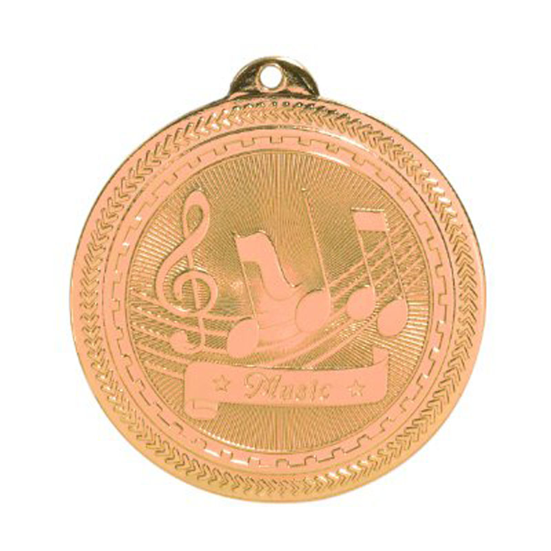 Gold Music Medal
