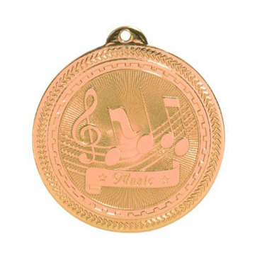 Wyjątkowe Bronze Majestic Music Awards Crown